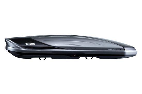 Thule Excellence XT metalický titán/čierny lesklý