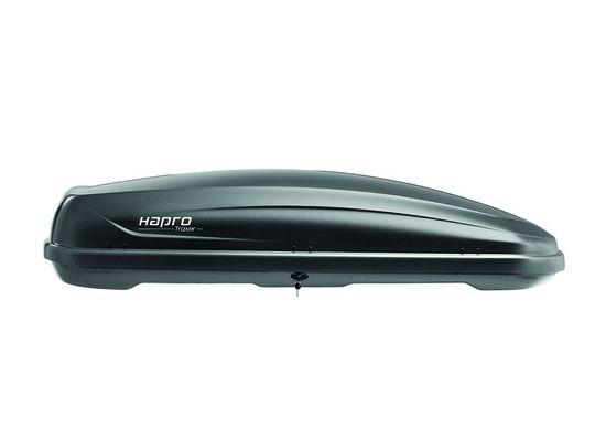 Hapro Traxer 6.6 antracitový