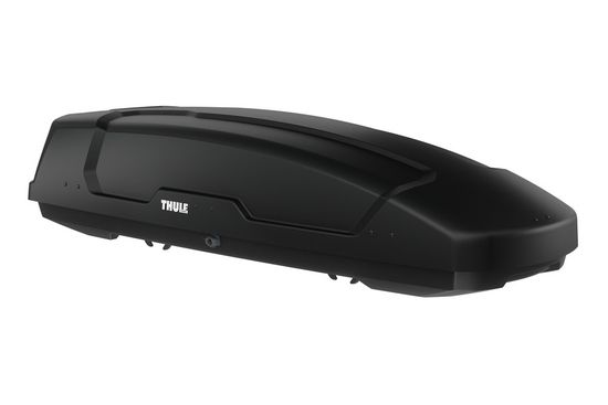 Thule Force XT Sport čierny matný AeroSkin