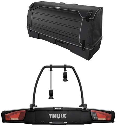 thule velospace xt 938 thule backspace xt 9383. Black Bedroom Furniture Sets. Home Design Ideas